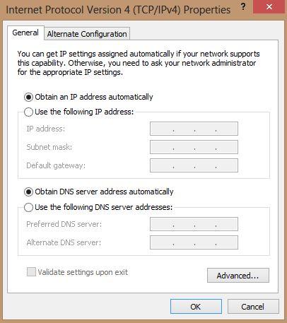 Cómo solucionar problemas de respuesta de Internet y errores del servidor DNS