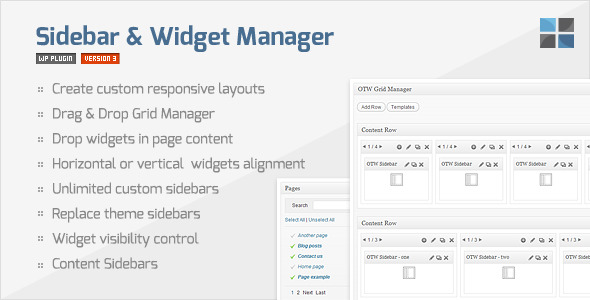 Cómo agregar widgets de barra lateral de WordPress en la página / publicación