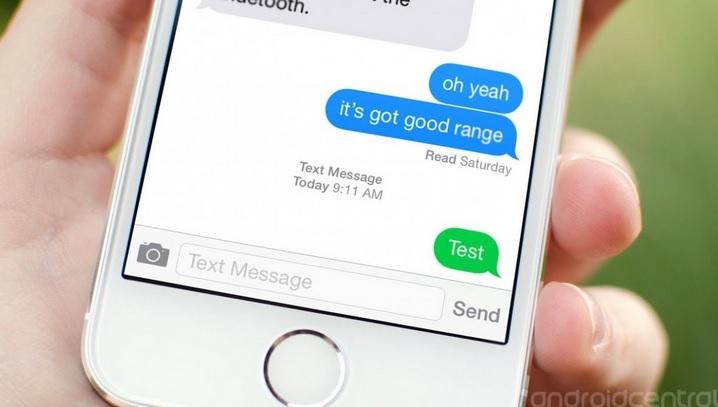 Galaxy S5 no puede recibir mensajes de usuarios de iPhone