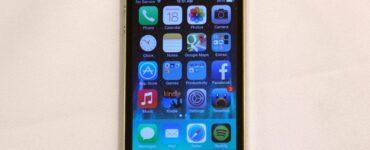 La pantalla del iPhone 4 no responde