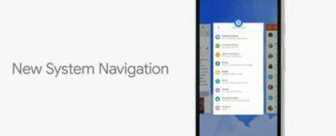 Conozca las funciones de Android P: navegación por gestos