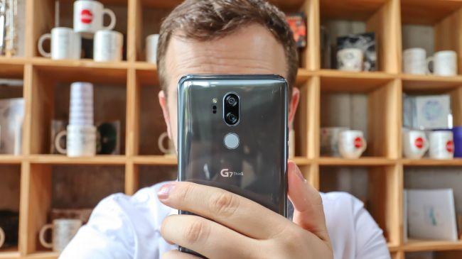 Cámara LG G7 ThinQ