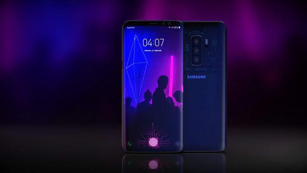 Samsung Galaxy S10 mobil helden