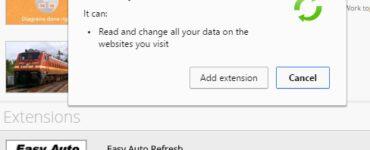 Cómo actualizar automáticamente la página web de Google Chrome