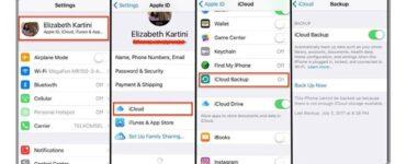 Cómo crear una copia de seguridad para su iPhone
