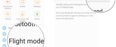 Cómo solucionar problemas de Bluetooth del Samsung Galaxy S8