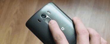 Cómo tomar una captura de pantalla en el LG G3