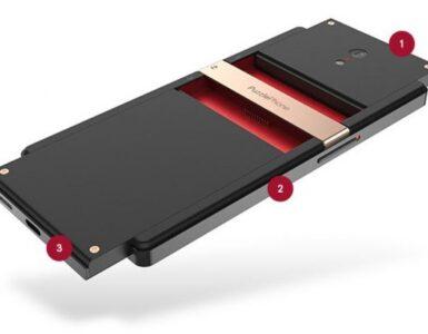 Conoce el sencillo teléfono modular Puzzlephone a través de Indiegogo