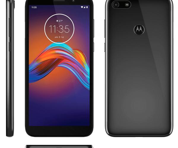 Próximos renders económicos de Motorola E6 Play filtrados