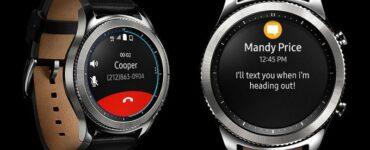 Samsung Gear S4 supera las pruebas de certificación ECC: batería más grande y nuevos cambios