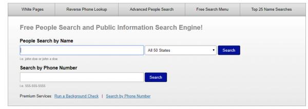 ZabaSearch: Cómo encontrar personas con esta herramienta