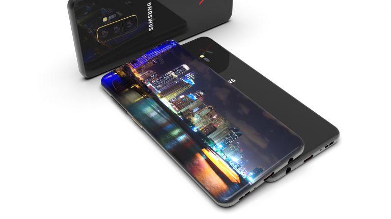Samsung podría traer la primera pantalla completa 4