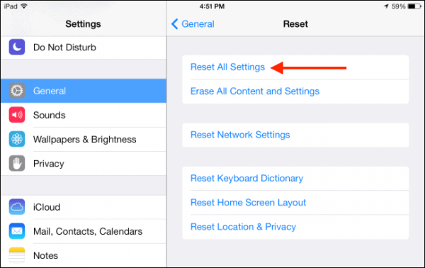 Cómo solucionar el problema de congelación de la pantalla del iPad Pro