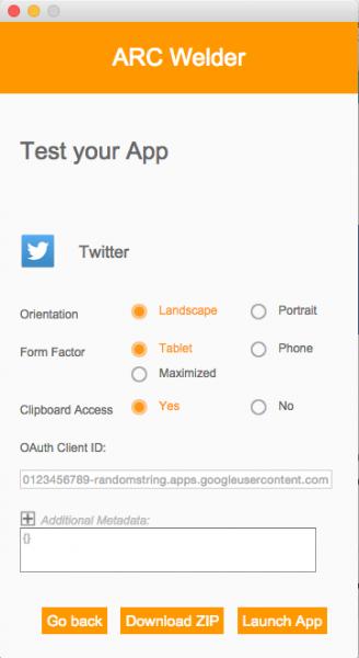 Cómo ejecutar aplicaciones de Android con Google Chrome en Mac / PC
