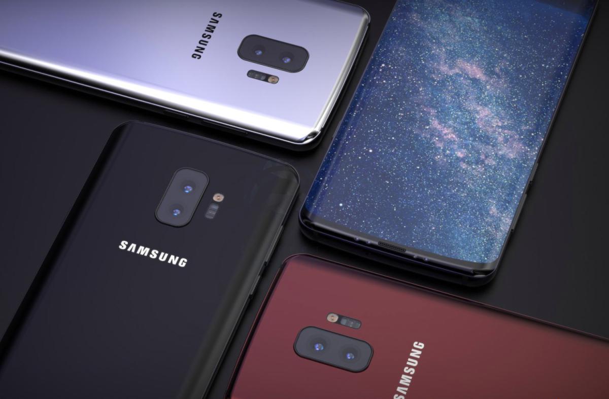 Samsung Galaxy S10 se parecerá más al iPhone X con su sensor 3D 5