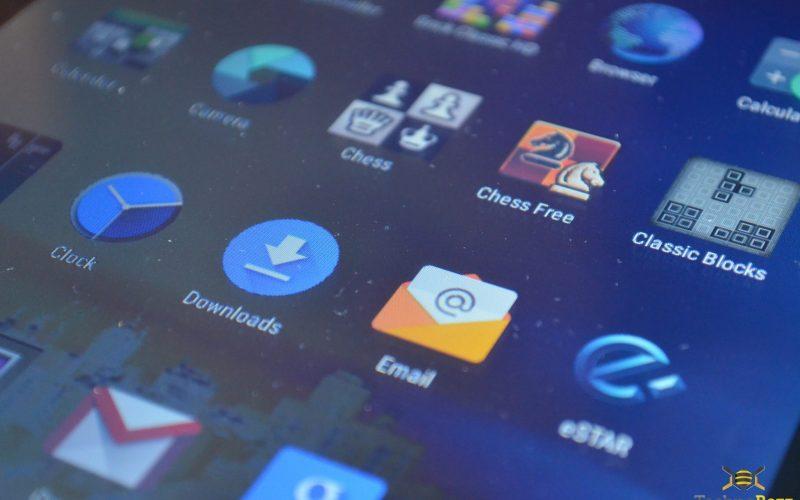 aplicaciones que se congelan y fallan en Android
