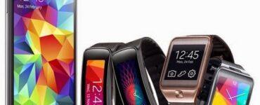 Conecte Samsung Gear Fit a Samsung Galaxy S5