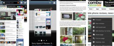 Problema del navegador en Samsung Galaxy S3