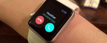 Cómo transferir una llamada desde su Apple Watch a su iPhone 1