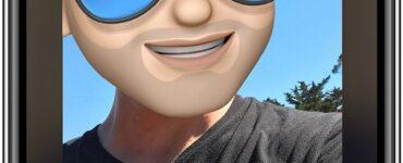 Cómo usar tu Memoji animado en Facetime iPhone 11 Series 1