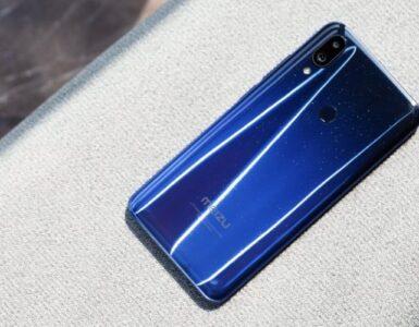 Meizu Note 9 Azul