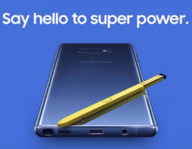 Samsung Galaxy Note 9 Aparece una versión con 512 GB en un video filtrado 1