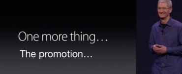 Apple anuncia cambios de liderazgo, Jeff Williams como director de operaciones 1