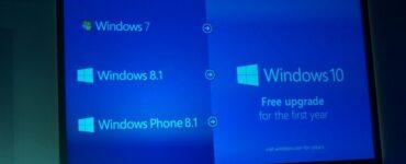 actualizar Windows 8.1 a Windows 10