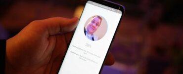 Cómo configurar el reconocimiento facial en Samsung Galaxy S8