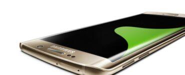 Cómo configurar la configuración de Internet, personalizar las opciones del navegador y agregar un marcador en Galaxy S6 Edge Plus