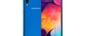 Cómo crear carpetas en Samsung Galaxy A50