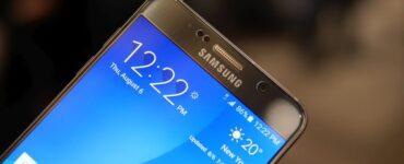 Cómo eliminar el historial de navegación en Samsung Galaxy Note 5