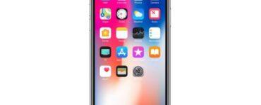 Cómo solucionar problemas de iPhone X 3D Touch