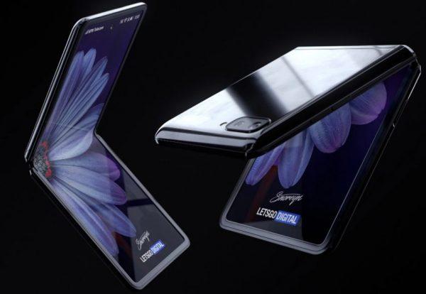 Especificaciones del Galaxy Z Flip