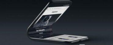 El Samsung Galaxy F Render es lo que estábamos esperando, un buque insignia de Galaxy plegable