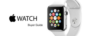 Guía del comprador de Apple Watch 2015: Elija el 1