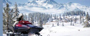 Los jugadores de PUBG están decepcionados porque la moto de nieve favorita de la multitud se elimina de Vikendi