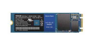 WD Azul SN500
