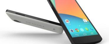 Problemas comunes de Google Nexus 5 y sus soluciones 1