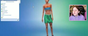 Los Sims 4 Transgénero