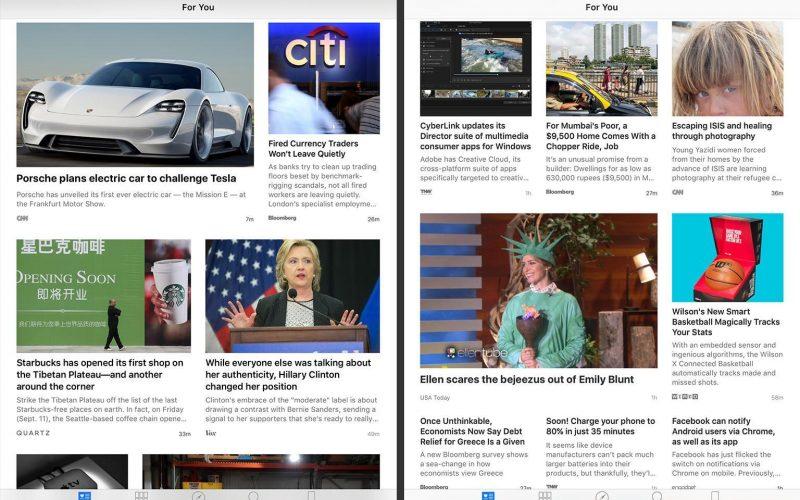 Tim Cook, CEO de Apple: 40 millones de personas usan Apple News