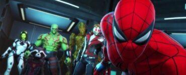 Marvel Ultimate Alliance 3 La Orden Negra